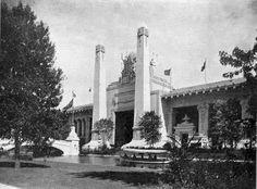 1904 Worlds Fair The Louisiana Purchase Exposition St. Louis, Missouri