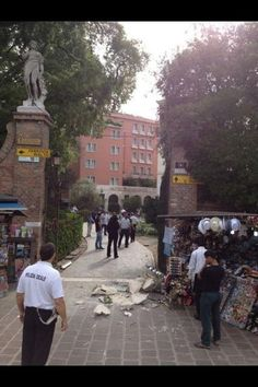 terremoto anche a Venezia