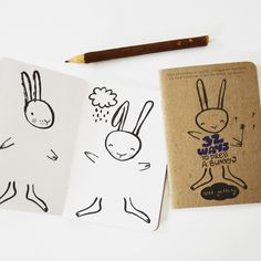 Image of Wee Gallery - Dress up Bunny Activity Book