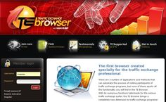 Increase your traffic exchange ratio over 500%. I have used this for 2 years and it is the best program on the market. I have compared it to auto tab switching programs and other browsers. This wins hands down for Traffic exchanges.