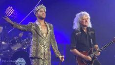 2014 - Queen + Adam Lambert - We Will Rock You & We Are The Champions - Mohegan Sun - CT