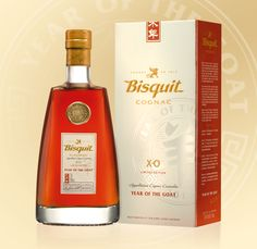 #Cognac #Bisquit XO - Year of the #Goat,  Limited Edition designed by #Linea
