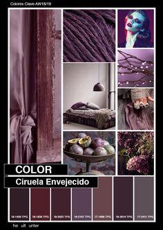 colour trends AW18/19