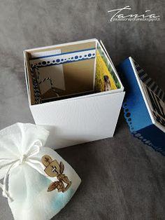 Pausa Scrap di Tania: La Santa Comunione di Ale Decorative Boxes, Container, Confetti, Blog, Blogging, Decorative Storage Boxes