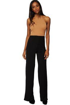 ScottyDirect - Halter Neck Two Tone Jumpsuit, $59.95 (http://www.scottydirect.com/halter-neck-two-tone-jumpsuit/)