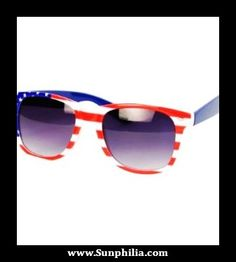 fa7a635e3cd A great pair of and these flag sunglasses.