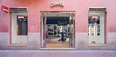 Fernando Amat designs Camper store in Palma de Mallorca | Covet Lounge - Curated Design
