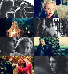 Tristan & Isolde   aka super beautiful and depressing movie