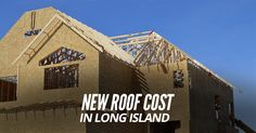 New Roof Cost In Long Island #Roofing #Roofers Commercial Roofing, Residential Roofing, Nassau County, Suffolk County, Roofing Contractors, Roof Repair, Southampton, Long Island, Louvre