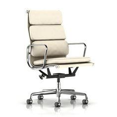 Eames Soft Pad Executive Chair - Executive Chairs - Chairs - Herman Miller Official Store