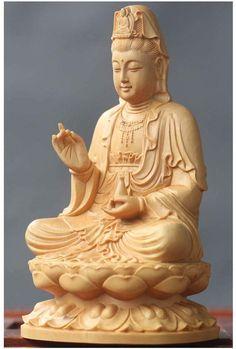 Thai Buddha Statue, Buddha Art, Buddha Garden, Clay Wall Art, Buddha Tattoos, Gautama Buddha, Taoism, Guanyin, Galaxy Art