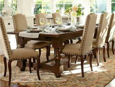 15 Aimable Kitchen Table and Chairs Pottery Barn Gallery - Furniture kitchen Dining Room Design, Dining Room Furniture, Dining Room Table, Table And Chairs, Home Furniture, Dining Chairs, Furniture Ideas, Dining Sets, Small Dining