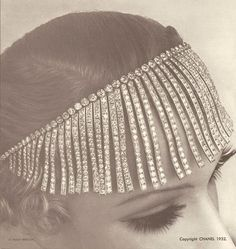 1932 Chanel jewelry launch