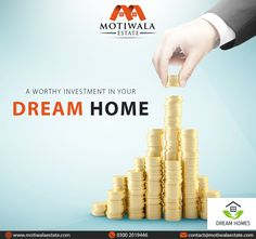 Stop pondering and grab the opportunity of owning a substantial lifestyle by booking now. Project : Dream Homes Plot 2C,Lane 3,Bukhari Commercial Phase-VI, DHA Karachi. Mobile: +92-300 2019446 http://motiwalaestate.com/dream-homes/  #Motiwalaestate #RealEstate #HomesForSale #DreamHomes