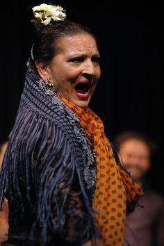 Herminia Borja, cantaora de Triana