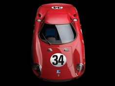1964 Ferrari 250 LM by Carrozzeria Scaglietti | Art of the Automobile 2013 | RM AUCTIONS