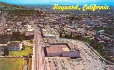 Hayward, California.  I lived with my father and step-mother after leaving my mother in Alton, IL.  I finished 2nd grade here.  Jo