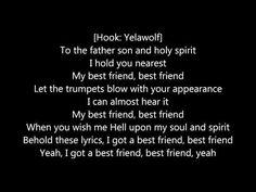 #bestfriend #Lyrics #yelawolf