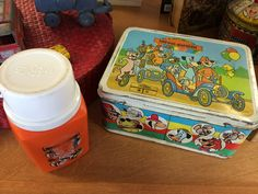 Hanna-Barbera lunch box