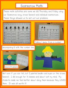 Golden Gang Kindergarten: Search results for scarecrows