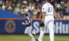 """MLB, Mets' Jeurys Familia release statements regarding 15-game suspension = On Wednesday morning, it was announced that New York Mets' closer Jeurys Familia will serve a 15-game suspension for violating the league's domestic violence policy. """"My office has completed its investigation into the events leading up to Jeurys Familia's arrest on October 31, 2016,"""" said Major League Baseball Commissioner Rob Manfred. """"Mr. Familia and his wife cooperated fully throughout the investigation, including…"""