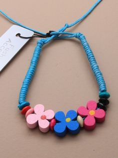 wholesale fashion jewellery...friendship bracelets are going to be hugely popular this summer!