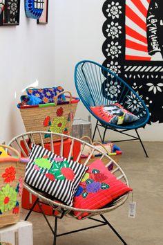 Design goods sold at Revolucion del Sueño in Sayulita, Nayarit.