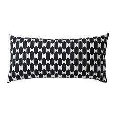 NÄVVIVA Kissen IKEA Die Polyesterfüllung ist formstabil und ergibt ein  komfortables Kissen. Bequem als Nackenkissen oder als Rückenstütze.