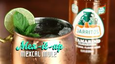 The Mexcal Mule - Worms optional