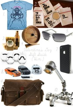 Valentine S Day Gift Guide For Him Diy Valentines Gifts