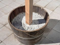 How to Lay a Paver Patio for a Fire Pit - Mina Starsiak of Good Bones partners with Lowes. Not to be used for alternative clients/purposes.