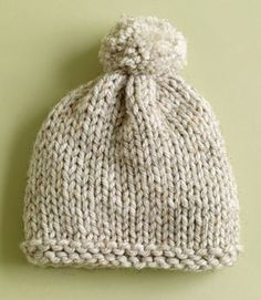 Free hat knitting pattern - top free knitting patterns that are easy More