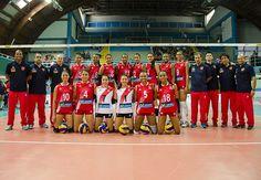 Estación Voleibol: PREOLÍMPICO DE VOLEIBOL FEMENINO BARILOCHE 2016