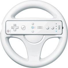 Official Nintendo Wii Wheel