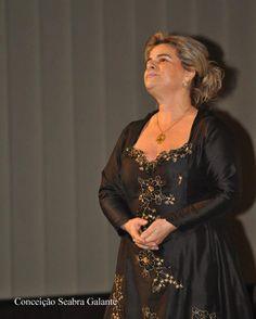 Conceição SEabra Galante, canto lírico