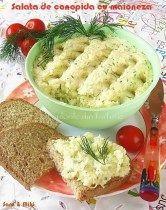 » Salate reci si caldeCulorile din Farfurie