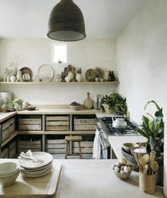 warm kitchen | Michael Paul