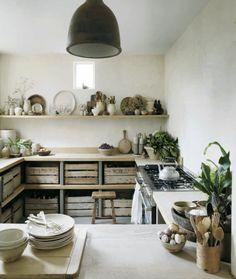 warm kitchen | Michael Paul