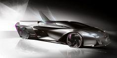 DS Vision Gran Turismo Luciel Concept on Behance
