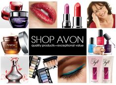 Shop my online store, www.youravon.com/ssanburn, and see all the amazing products Avon has to offer