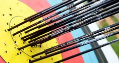 Easton arrows - simply the best.