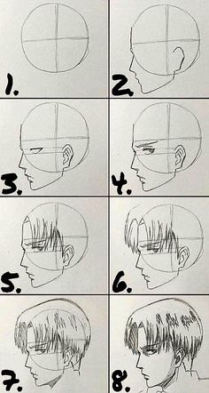 Drawing Hair Tutorial, Manga Drawing Tutorials, Art Drawings Sketches Simple, Pencil Art Drawings, Anime Character Drawing, Cartoon Art Styles, Anime Sketch, Naruto, Tips