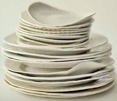 Large Porcelain Paper plate #worthynzhomeware wwworthy.co.nz