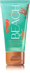 Signature Collection At The Beach Travel Size Shower Gel - Bath And Body Works