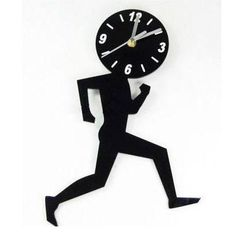 033148 wall clock safe modern design digital vintage large led kitchen decorative gift Time in the run of the dog Wall Clock Safe, Wall Clocks, Wall Clock Online, Diy Cardboard, Running Man, Modern Design, Projects To Try, The Incredibles, Gifts