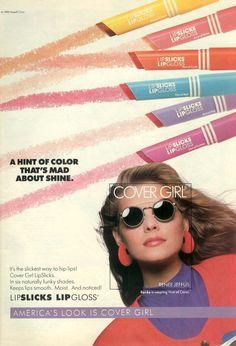 1990 08 cover girl lipslicks
