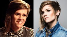 """Cameron Esposito says """"Don't touch my Butt! Dont Touch, Touch Me, Cameron Esposito, Hands Together, Sayings, Lyrics, Quotations, Idioms, Quote"""