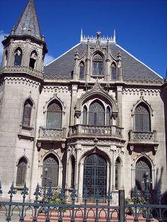 Soneda House, Montevideo, Uruguay.