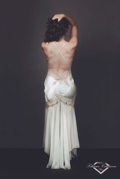 Liliana Casanova Fontainebleau Gown