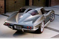 Classic Car Garage, Classic Cars, My Dream Car, Dream Cars, Corvette C2, Pretty Cars, Us Cars, Future Car, My Ride